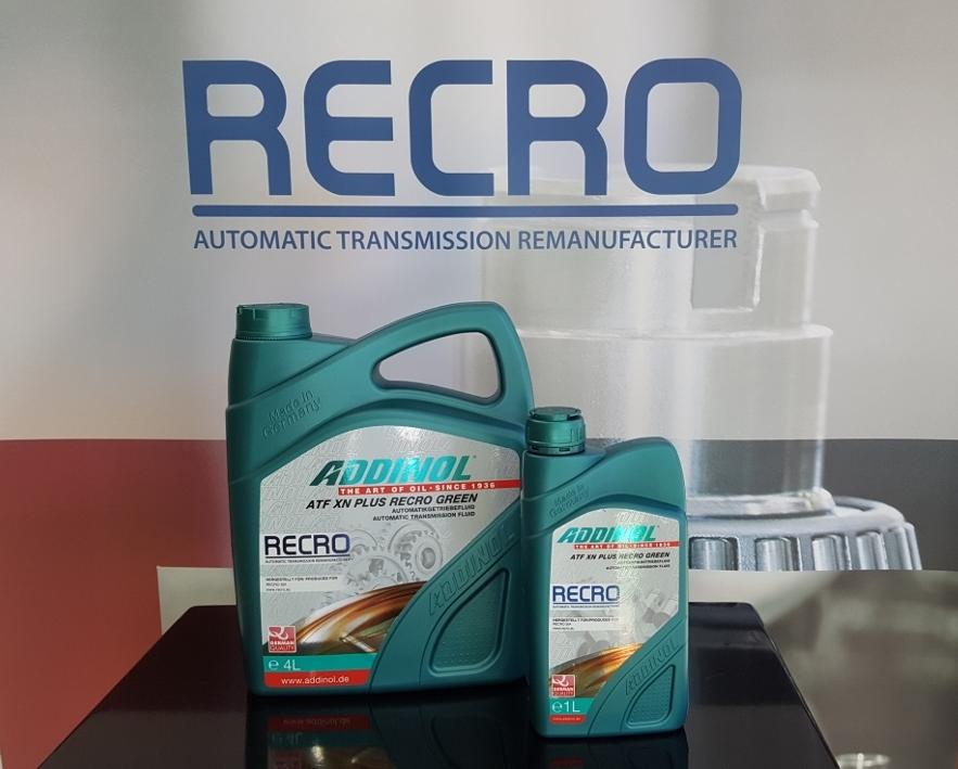 Automatic transmission repairing and restoration - Recro eu