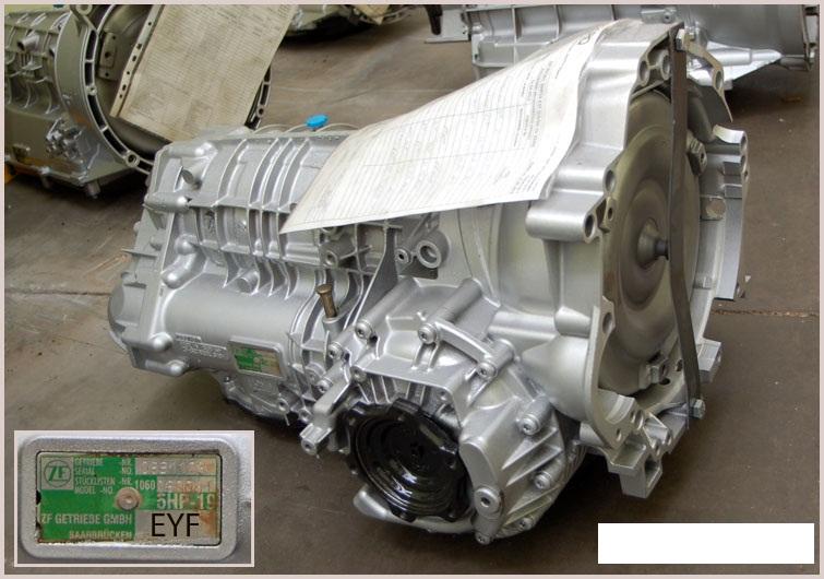 Audi Transmission Range Sensor F125 Auto Transmission Help
